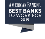 Ranked #1 Best Bank to Work For In Nebraska