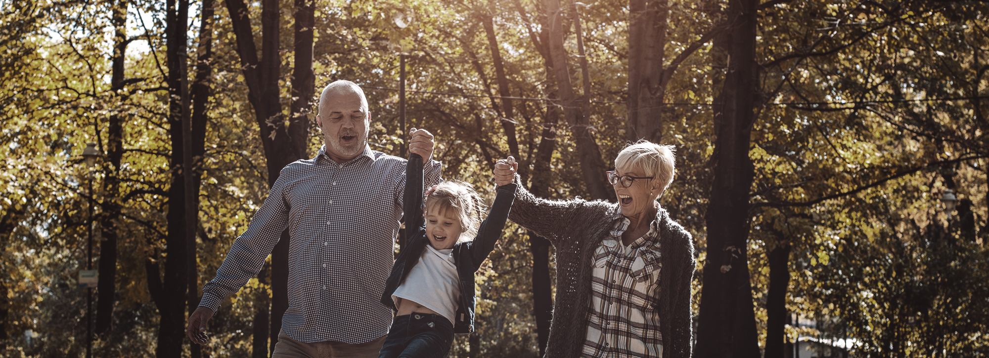Grandparents - We Focus on What's Important So You Can Too